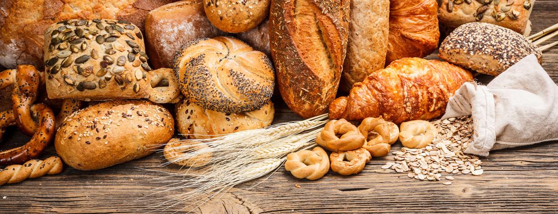 Brot und Backwaren Bread